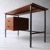 1950s Teak Desk by Pierre Guariche for Meurop 2