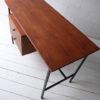 1950s Teak Desk by Pierre Guariche for Meurop 3