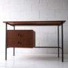 1950s Teak Desk by Pierre Guariche for Meurop 4