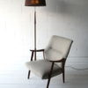 1960s Danish Teak Floor Lamp 4