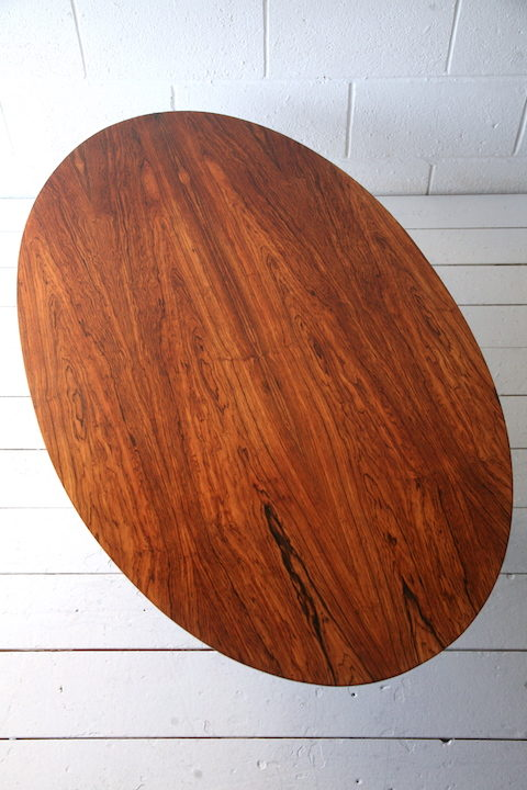 1960s Rosewood Table by Arkana 4