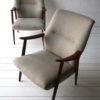 Pair of 1960s Danish Teak Armchairs 5