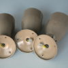 Set of 3 Vintage Wall Lights by Phillips 2