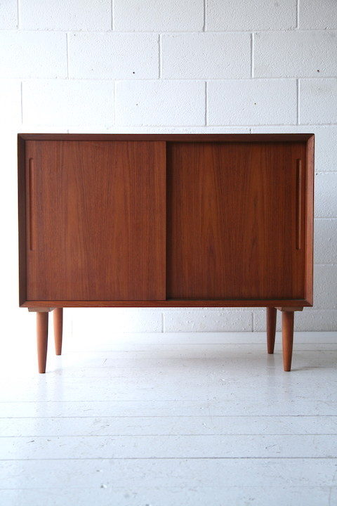 1960s Danish Teak Cabinet 1