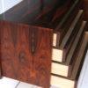 Vintage Danish Rosewood Shelving Unit 2