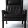 1960s Danish Leather Armchair