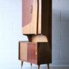 1960s Rosewood and Teak Cabinet 1