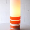 1970s Orange Table Lamp and Shade 2
