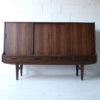 Large Danish Rosewood Sideboard