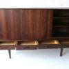 Large Danish Rosewood Sideboard 5