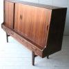 Large Danish Rosewood Sideboard 6