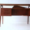 Vintage Danish 1970s Desk by G. Tibergaard 2 3