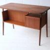 Vintage Danish 1970s Desk by G. Tibergaard 2 4