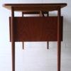 Vintage Danish 1970s Desk by G. Tibergaard 6
