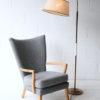 1950s Brass Floor Lamp 1