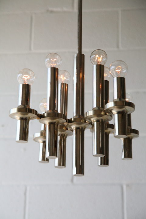 1960s Ceiling Light by Sciolari