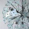 1960s Glass Chandelier 3