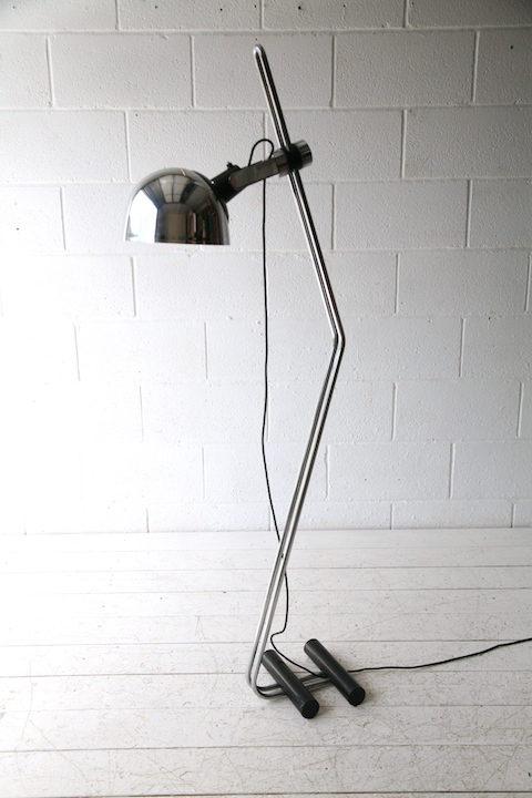 Rare 1970s Floor Lamp Designed By Perez & Aragay 1