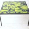 Vintage 1970s Tiled Coffee Table 1