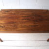 Vintage Rosewood Coffee Table by HMB Mobler Rorvik Sweden 1