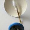1950s Blue Desk Lamp 3