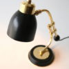 1950s Brass Desk Lamp 1