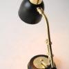 1950s Brass Desk Lamp