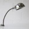 1950s Gooseneck Chrome Lamp