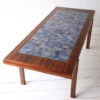 1960s Danish Rosewood Coffee Table by Arrebo Mobler