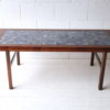 1960s Danish Rosewood Coffee Table by Arrebo Mobler 3