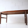 1960s Danish Rosewood Coffee Table by Arrebo Mobler 4
