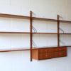 1960s Danish TeakShelving System by Poul Cadovius 1