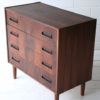 Rosewood Chest of Drawers by Borge Seindal 1