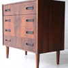 Rosewood Chest of Drawers by Borge Seindal 2
