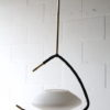 Vintage 1950s French Lunel Ceiling Light 1