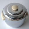 Vintage Art Deco Chrome Thermos Ice Bucket