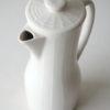 White Rorstrand Coffee Pot 2