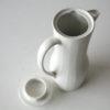 White Rorstrand Coffee Pot 3