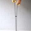 1950s Brass Double Floor Lamp