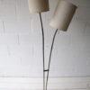 1950s Brass Double Floor Lamp 4