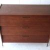 1960s Teak Shoe Cabinet 5