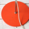 1970s Orange Floor Lamp 1