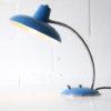 Blue Italian Desk Lamp