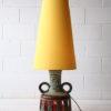 Large 1960s West German Floor Lamp