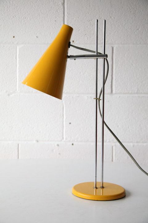 Lidokov L194 Desk Lamp by Josef Hurka