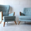 Pair of 1950s Armchairs 4
