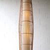 Large Vintage Wicker Floor Lamp 3