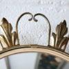 Vintage 1950s Convex Mirror 2