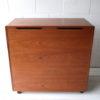 Vintage Danish Media Cabinet by Dyrlund 5
