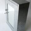 Vintage Galvanised Cabinet 4